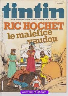 Vaudou, #Richochet