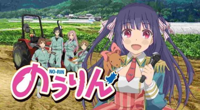 Nourin - Daftar Anime Buatan Silver Link Terbaik