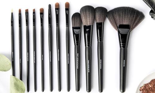 Productos de maquillaje básicos : Pinceles para maquillaje