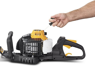 Gas Hedge Trimmers at Home