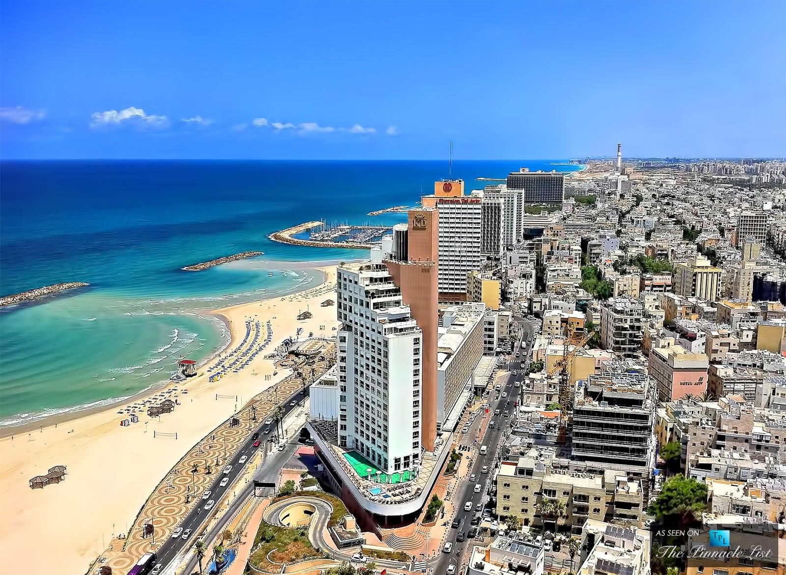 The Golden Beach Hotel Tel Aviv
