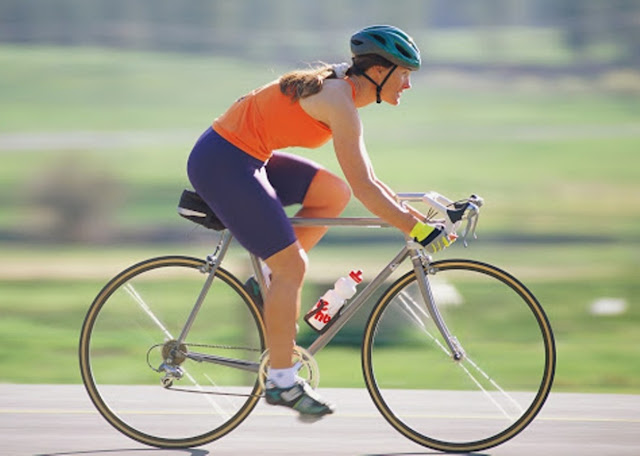 how to reduce weight fast cycling