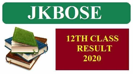 [J&K] Result for JKBOSE 12th Class Session 2020 Search by Name, Roll Number Summer/Winter Zone