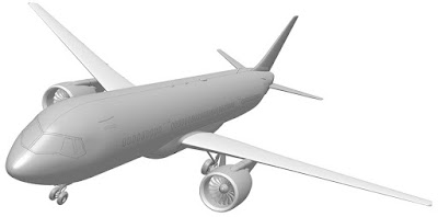 MC-21-300 Airliner Kit picture 1