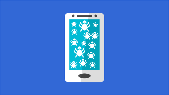 Ponsel dalam Anomali system