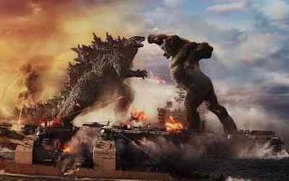 Godzilla vs Kong: The big dumb action movie waiting for us?