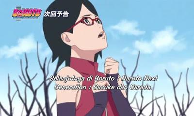 Boruto: Naruto Next Generations Episode 21 Subtitle Indonesia
