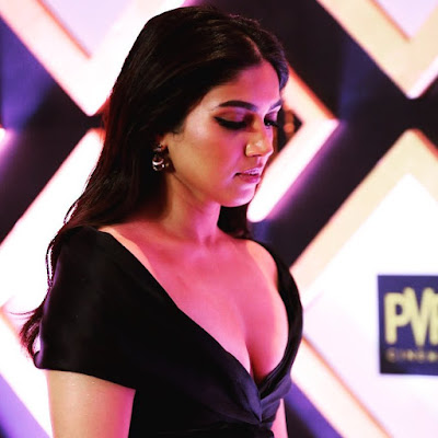 Hot And Sexy Bhumi Pednekar Bhumi Pednekar is an Indian film actress. After working as an assistant casting director at Yash Raj Films for six years, Pednekar made her film debut as an overweight bride in the company's romantic comedy Dum Laga Ke Haisha, which earned her the Filmfare Award for Best Female Debut.