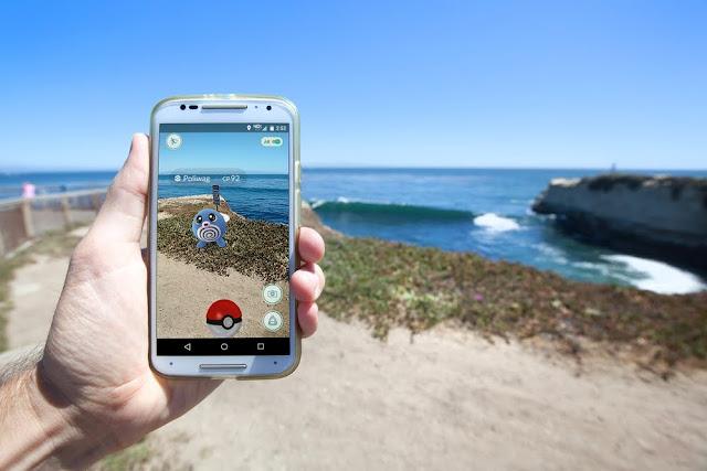 Tidak Hanya Cerita Negatif, Pria Ini Main Pokemon Malah Temukan Mayat Disumber Air