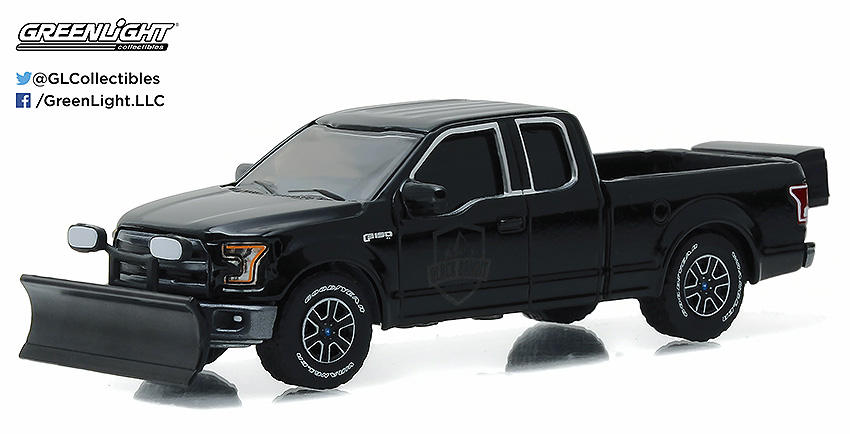 black bandit ford f 150 rescue team