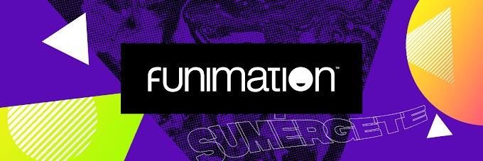 Funimation disponível em mais paises da América Latina