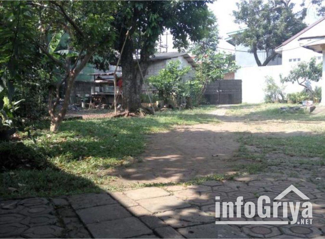 Tanah Di Pinggir Jalan Dijual Di Jagakarsa Jakarta Selatan