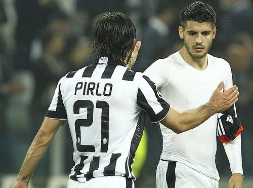 Higuain ra đi, Pirlo nhắm đồng đội cũ thay thế
