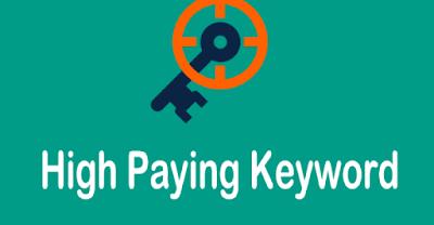 146 Daftar High Paying Keyword HPK Adsense Indonesia Terbaru 2017