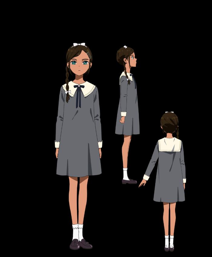 อาโอนุมะ เนอิรุ (Aonuma Neiru) @ Wonder Egg Priority (Wanda Eggu Puraioriti: ワンダーエッグ・プライオリティ)