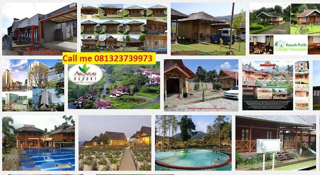 Harga hotel di Ciwidey