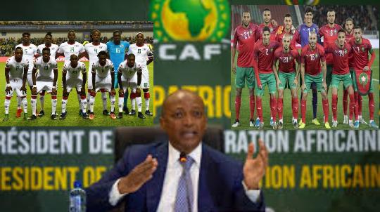 غينيا تعبر عن رغبتها باستضافة المنتخب المغربي في السنغال