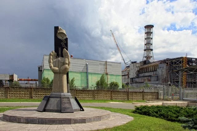 The Chernobyl Nuclear Reactor: 2019