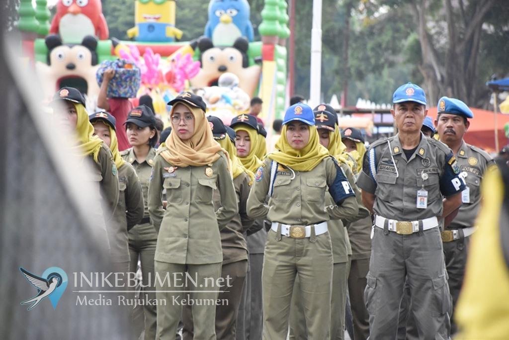 Amankan Malam Tahun Baru, Polres Kebumen Terjunkan 852 Personel