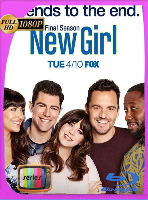 New Girl Temporada 1-2-3-4-5-6-7 HD [1080p] Latino [GoogleDrive] SilvestreHD