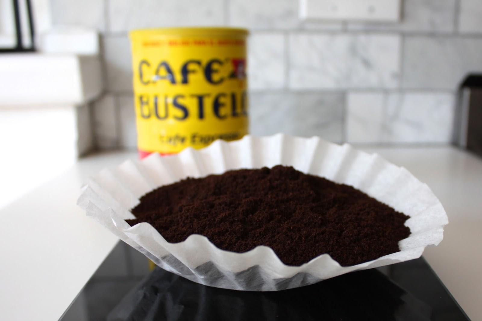 100 grams Cafe Bustelo.