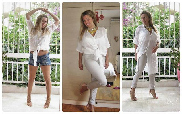 7 τρόποι να φορέσεις τα ρούχα σου αλλιώς