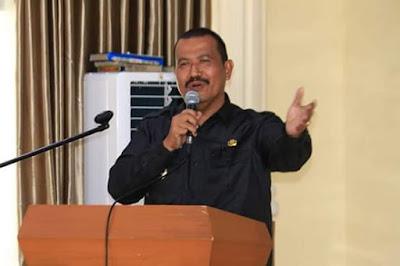 Agar Tepat Sasaran, Wawako Mardison Mahyuddin Ingatkan Pendamping PKH  Teliti Dalam Mendata Masyarakat Miskin
