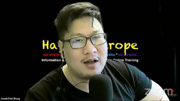 Jozeph Paul Zhang Dikabarkan Keluar Jerman, Keberadaannya Terus Dilacak