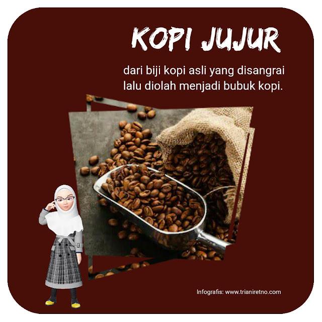 pengertian kopi jujur