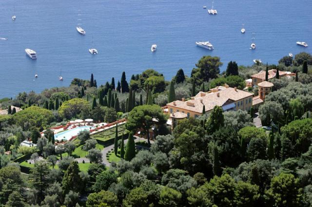 Villa Leopold, Villefranche-sur-Mer