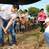 """Arranca """"Acción Ambiental"""", PAN Mérida siembra 500 árboles en Ciudad Caucel"""