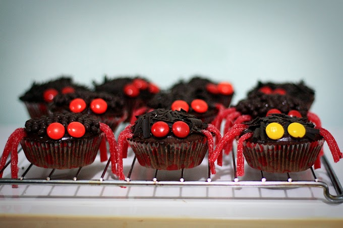 20 Best Halloween Cupcake  Wondering How To Make Your HALLOWEEN Cupcake RECIPES Rock? Read This!