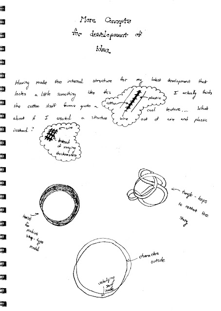 DSDN112 Intro to Interaction Design: Visual Diary Page 8