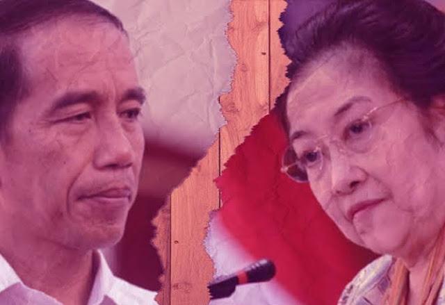 Jokowi Dinilai Sudah Tak Sejalan dengan PDIP