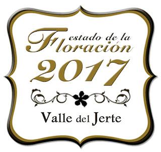 Estado de la floración 2017 en el Valle del Jerte