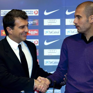 Joan Laporta reveals his dream manager for Barcelona in 2021 season