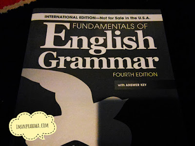 Beda Bahasa Beda Grammar