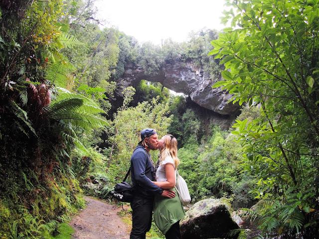 Oparara Basin, Neuseeland