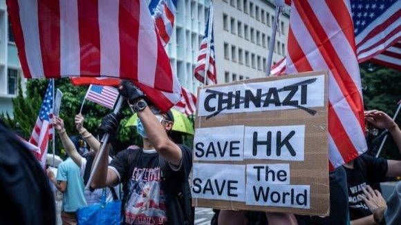 Hiệu ứng Hồng Kông: Người dân Hong Kong ghê rợn trước chế độ độc tài Trung Quốc