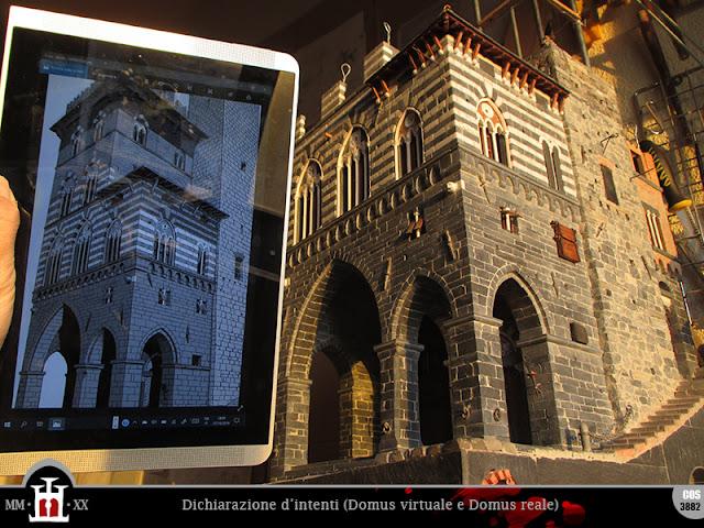 Domus virtuale e domus reale