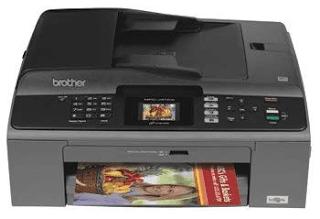 Brother MFC-J410W Printer Driver Software Download