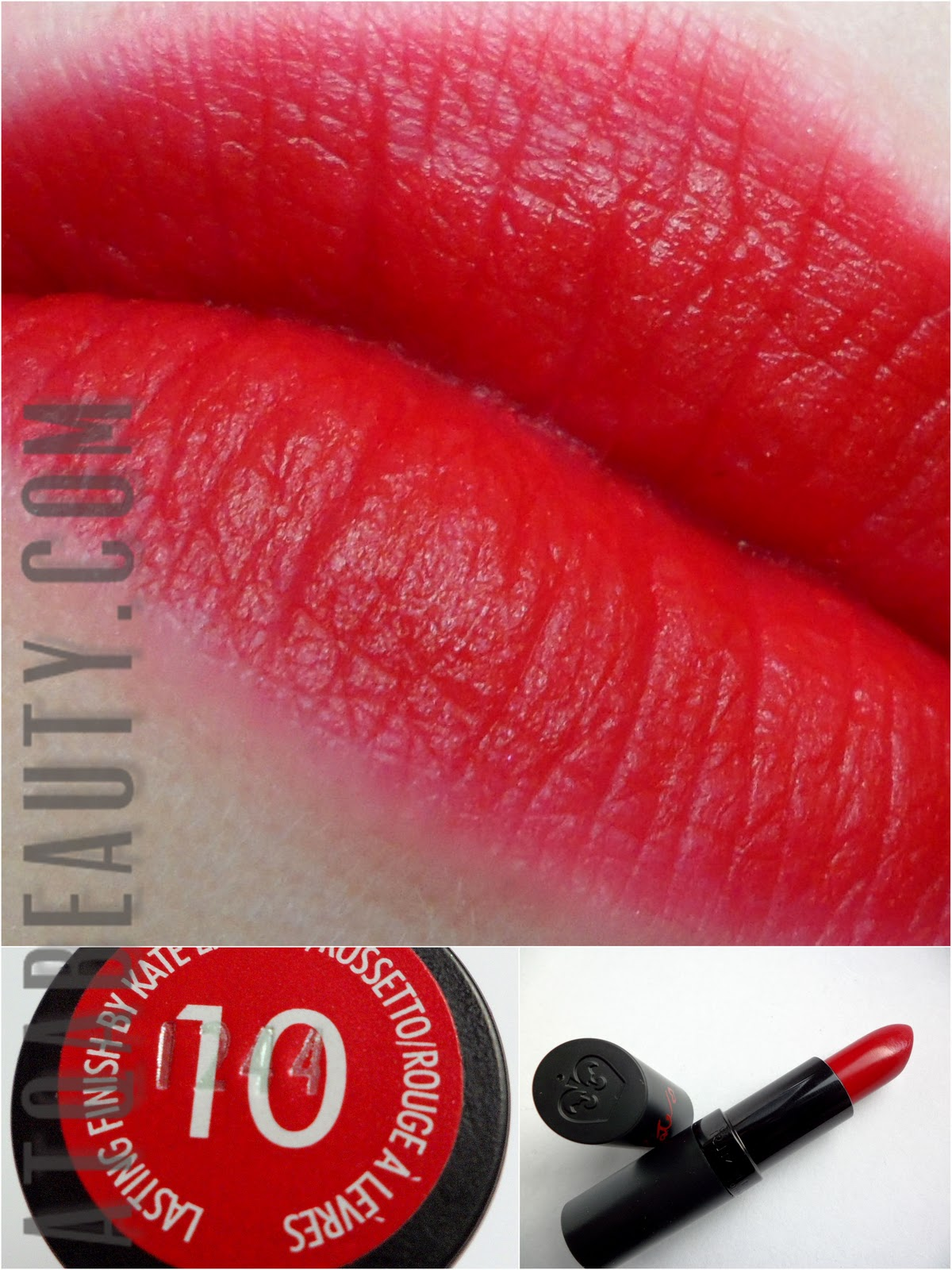 Rimmel, Lasting Finish by Kate Moss, 10