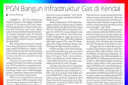 PGN Builds Gas Infrastructure in Kendal