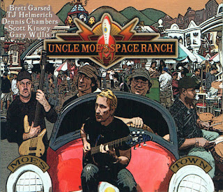 Uncle Moe's Space Ranch - 2007 - Moe's Town