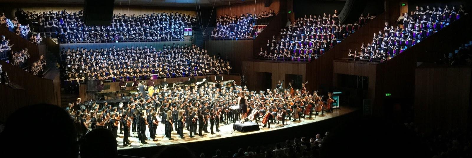 West Ryde Public School Music : Opera House - Festival of