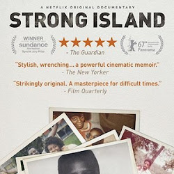 Poster Strong Island 2017