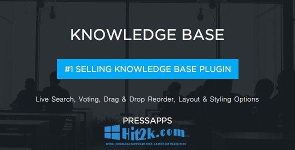 Knowledge Base 2.2.0 Wiki WordPress Plugin Extended License