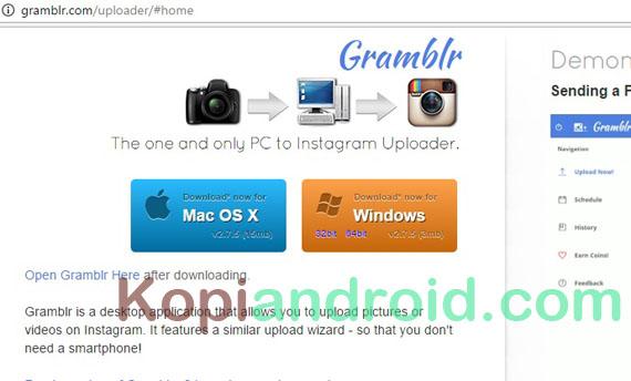 3 Cara Upload Foto di Instagram Lewat PC atau Komputer