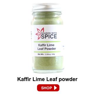 buy kaffir lime leaf powder online