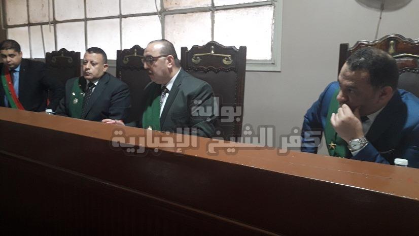 للمرافعة..تأجيل محاكمة قاتلة زوجها وعشيقها بمركز كفر الشيخ - (صور) 1
